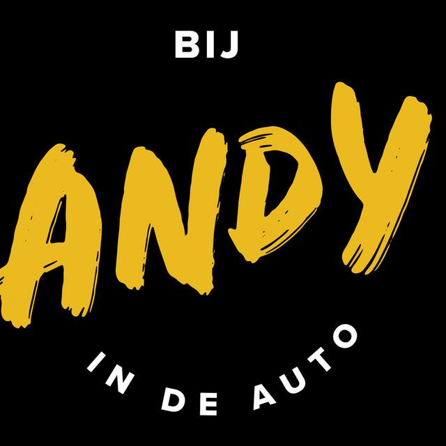 Bij Andy in de auto Podcast!