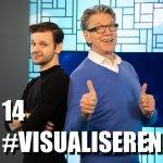 afl. 14 Zin en Onzin van Visualiseren