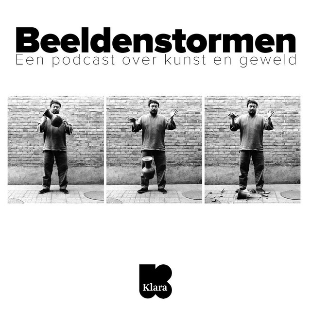 Beeldenstormen. Een Podcast over kunst en geweld