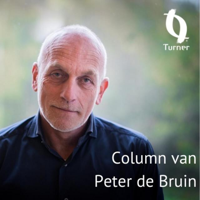 Column van Peter de Bruin
