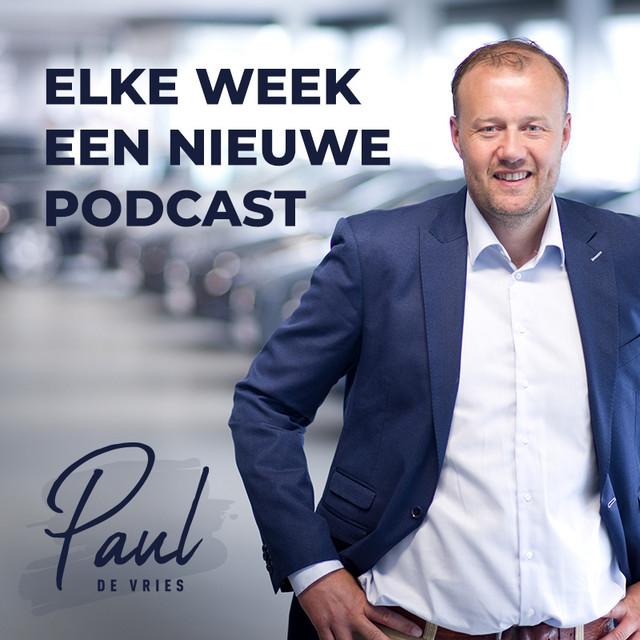 De automotive podcast van Paul de Vries!