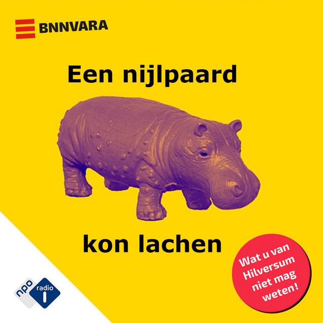 Een nijlpaard kon lachen