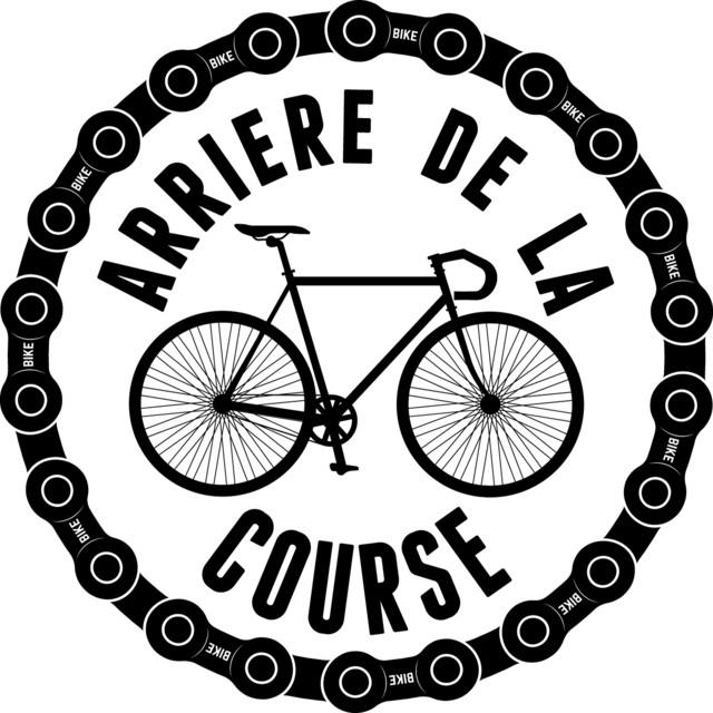 Een podcast over wielrennen, Arriere de la course