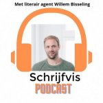 S01E04 Literair agent Willem Bisseling over geld verdienen met een boek, commercieel herschrijven, Obama en de koningin