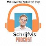 S01E5 Copywriter Aartjan van Erkel over verkoopteksten, voorspel zonder seks, clichés en een professor Droogbekje