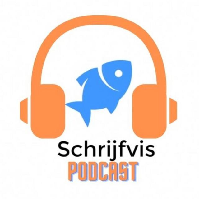 Schrijfvis-podcast