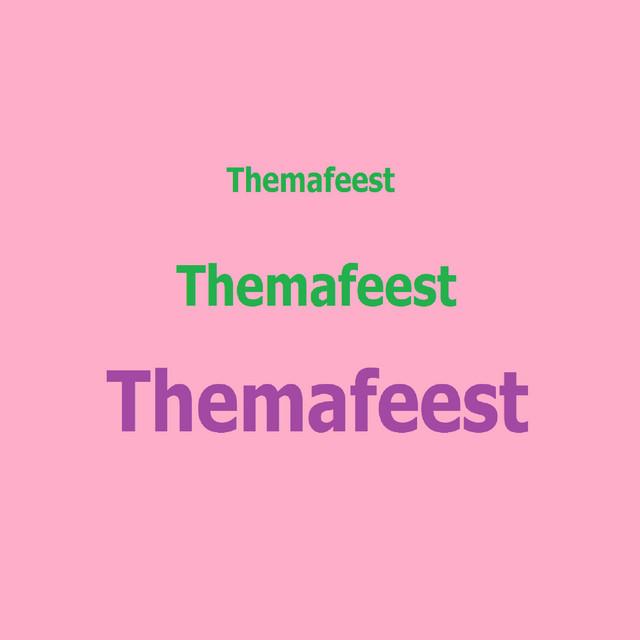 Themafeest