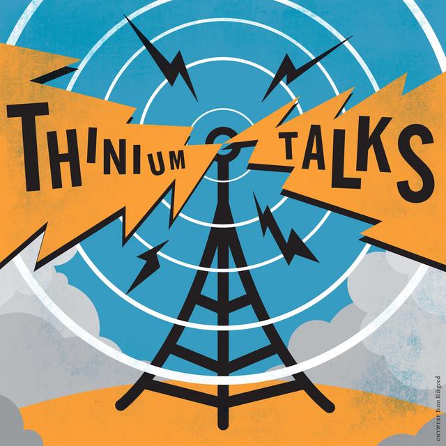 Thinium Talks - dé podcast over luisterboeken en de vertolkers ervan.