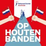 Trailer Op Houten Banden