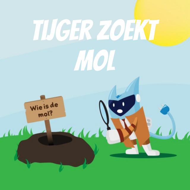 Tijger zoekt Mol