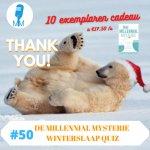 #50: De Millennial Mysterie Winterslaap Quiz