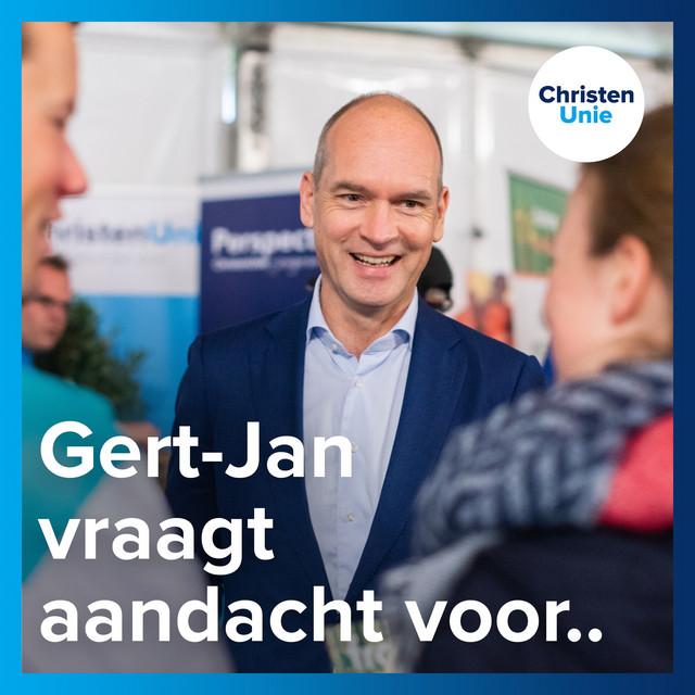 Gert-Jan Vraagt Aandacht Voor...