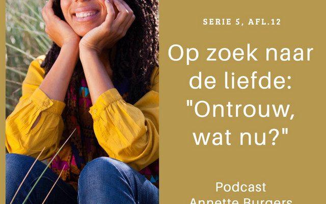 'Ontrouw, wat nu?' Shanti Silos in Op Zoek Naar De Liefde, serie 5, all. 12