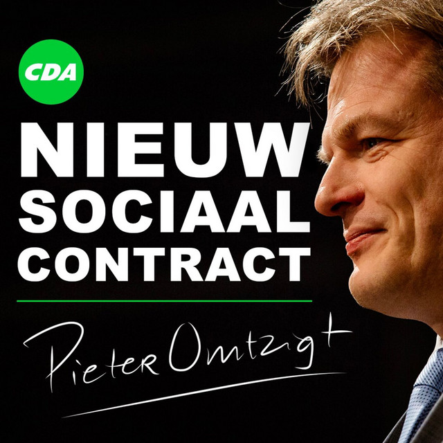 Pieter Omtzigt: een nieuw sociaal contract