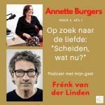 'Scheiden, wat nu?' Frénk van der Linden in gesprek met Op Zoek Naar De Liefde, serie 6, afl.1