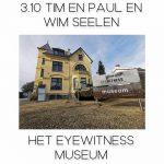 3.10 Tim en Paul en het Eyewitnessmuseum