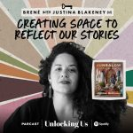 Brené with Justina Blakeney on Creating Space to Reflect Our Stories