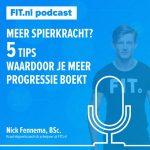 Meer spierkracht? 5 tips waardoor je meer progressie boekt –  Krachtsportcoach Nick Fennema