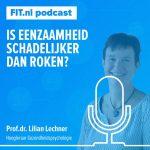 Is eenzaamheid schadelijker dan roken? Interview met Prof.dr. Lilian Lechner