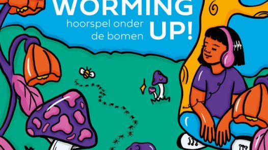 Worming-up!