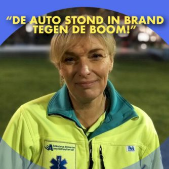 AMBULANCEMEDEWERKSTER treft EIGEN ZOON bij dodelijk AUTO ONGELUK!