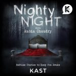 NIGHTY NIGHT WITH RABIA CHAUDRY IS AVAILABLE NOW!