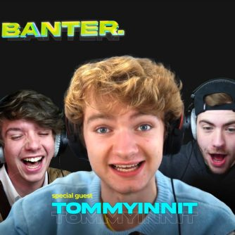TommyInnit Takes Over the Banter Podcast